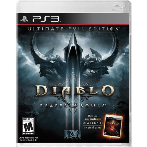 Image 0 of Diablo III: Ultimate Evil Edition For PlayStation 3 PS3