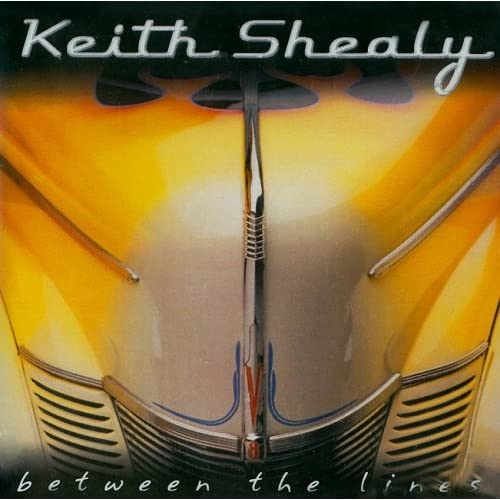 Image 0 of Between The Lines Album by Keith Shealy On Audio CD