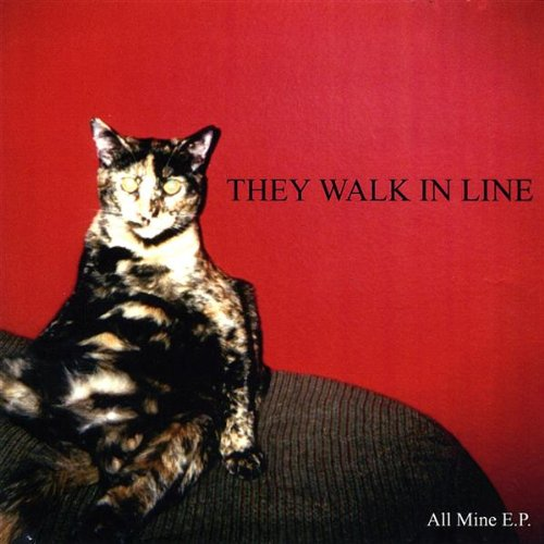 Image 0 of All Mine Ep They Walk In Line Album 2003 by They Walk In Line On Audio CD