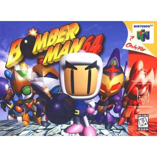 Bomberman 64 For N64 Nintendo
