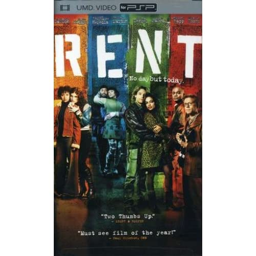 Image 0 of Rent Movie UMD For PSP