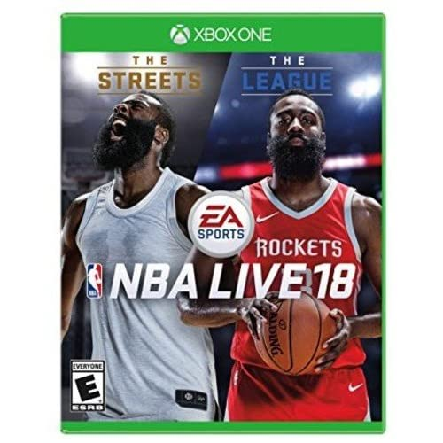 Image 0 of NBA Live 18: The One Edition For Xbox One Basketball