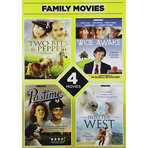 Image 0 of 4-FAMILY Movies 2 On DVD