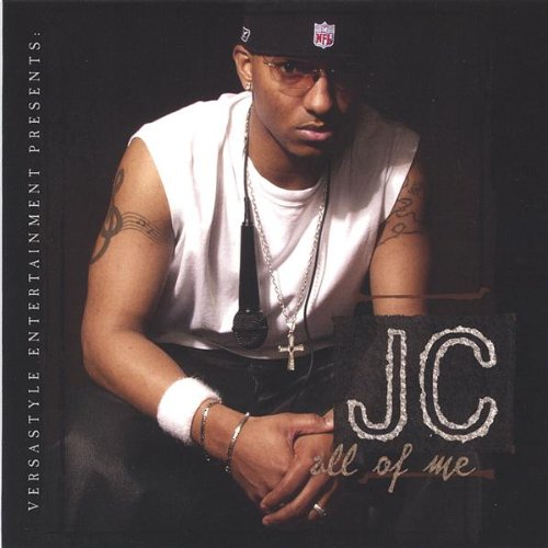 Image 0 of All Of Me By Jc On Audio CD Album 2005