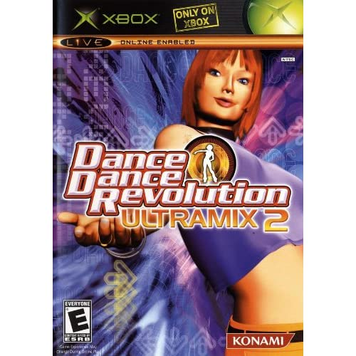 Image 0 of Dance Dance Revolution Ultramix 2 Xbox For Xbox Original Music