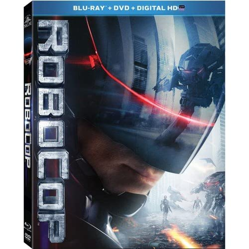 Image 0 of Robocop Blu-Ray On Blu-Ray With Joel Kinnaman