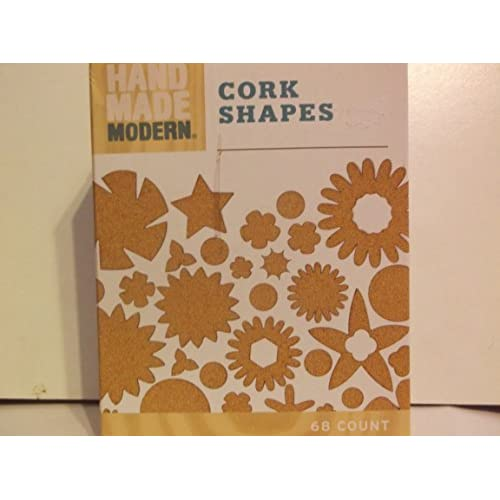 68 Count *Cork Shapes*