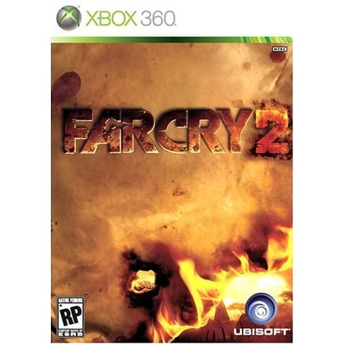 Shooting Games For Xbox 360 : Far cry for xbox shooter