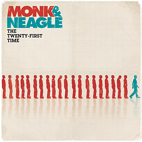 Image 0 of The Twenty-First Time By Monk & Neagle On Audio CD Album 20 2007