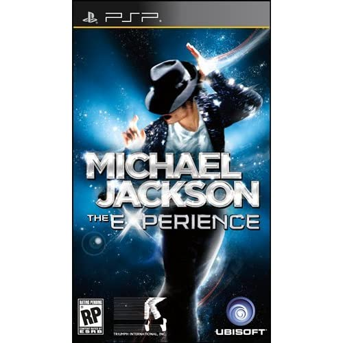 Michael Jackson The Experience Sony For PSP UMD Music