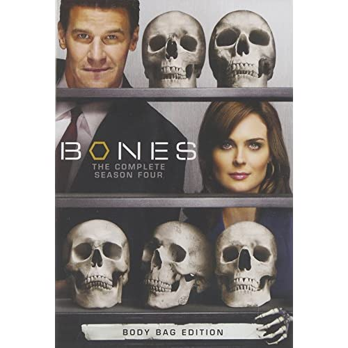 Image 0 of Bones: Season 4 On DVD With Emily Deschanel