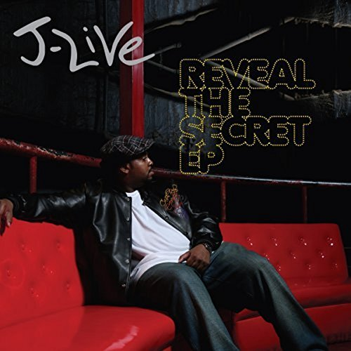 Reveal The Secret Vinyl By J-Live On Vinyl Record LP