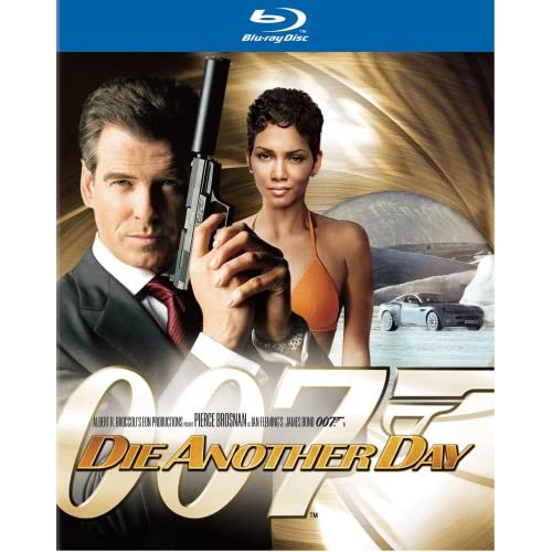 Image 0 of Die Another Day Blu-Ray On Blu-Ray With Pierce Brosnan