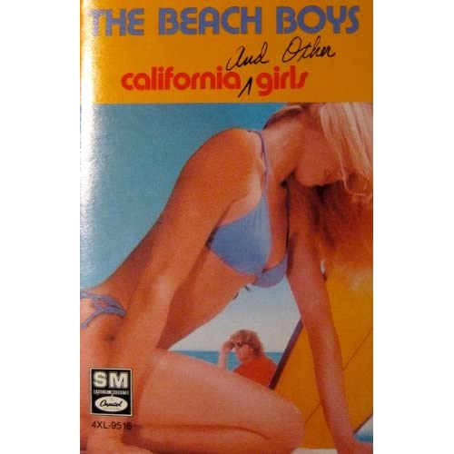Image 0 of California And Other Girls By Beach Boys On Audio Cassette