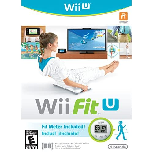 Image 0 of Wii Fit U W/fit Meter U Renewed For Wii U