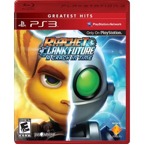 Image 0 of Ratchet And Clank Future: A Crack In Time For PS3 PlayStation 3