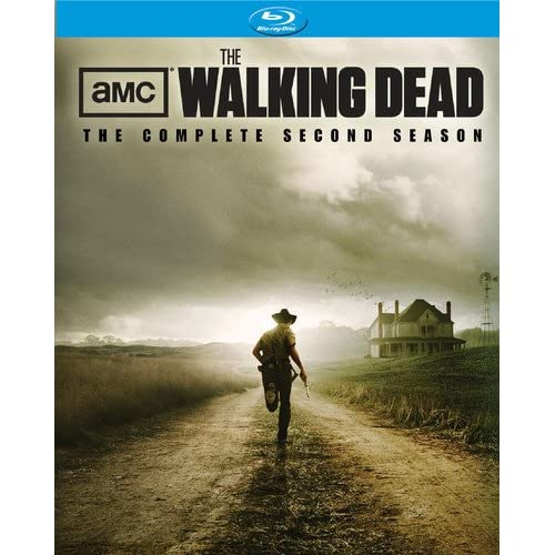 Image 0 of The Walking Dead: The Complete Second Season Blu-Ray On Blu-Ray With Andrew Linc