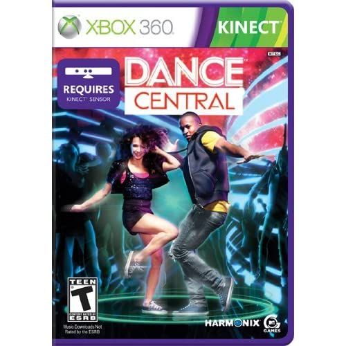 Dance Central For Xbox 360 Music