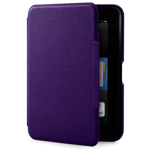 Amazon Kindle Fire HD 7STANDING Leather Case Royal Purple