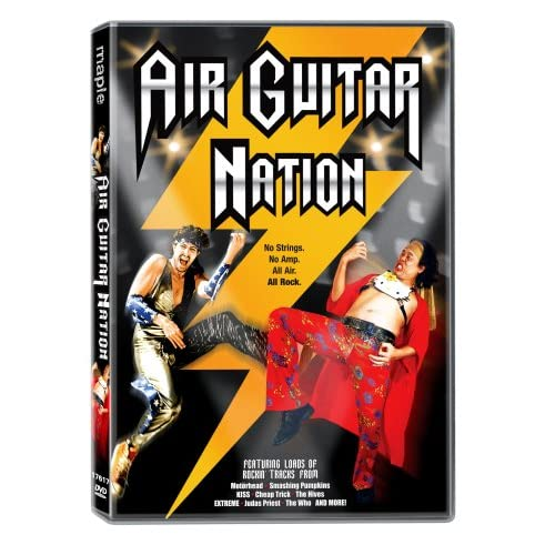 Image 1 of Air Guitar Nation On DVD