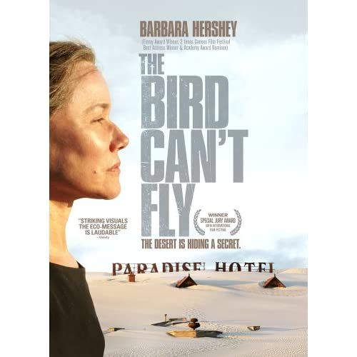 Image 0 of Bird Cant Fly The With Barbara Hershey on DVD