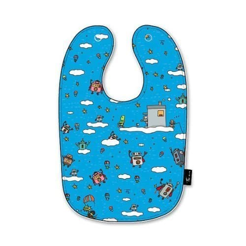 Fu-Design Double-Layer Baby Bib/dripping Bib Micro Fabric Super Easy