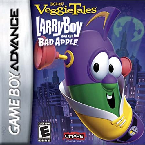 Image 0 of Veggietales: Larry Boy And The Bad Apple For GBA Gameboy Advance