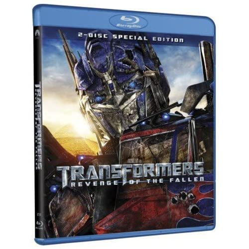 Image 0 of Transformers: Revenge Of The Fallen Blu-Ray On Blu-Ray With Shia Labeouf