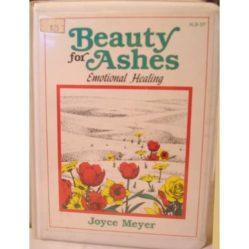 Image 0 of Beauty For Ashes Set Of 4 S Receiving Emotional Healing ALB57 On Audio Cassette