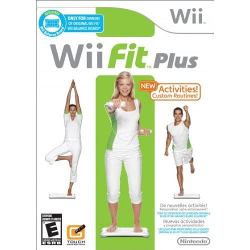 Image 0 of Wii Fit Plus Balance Board Not Included
