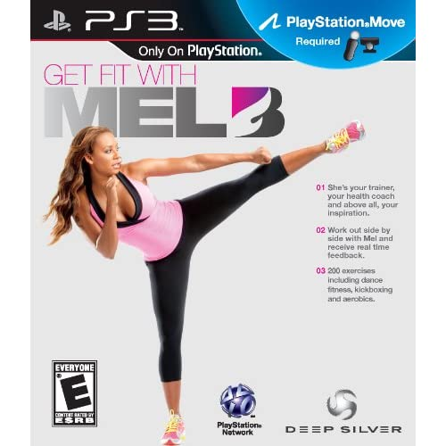 Image 0 of Get Fit With Mel B For PlayStation 3 PS3