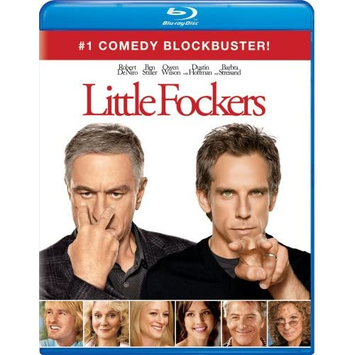 Image 0 of Little Fockers Blu-Ray On Blu-Ray With Robert De Niro Comedy
