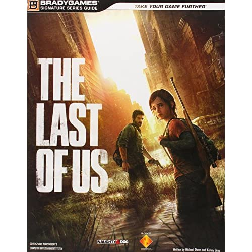 The Last Of US Signature Series Strategy Guide Signature Series Guides