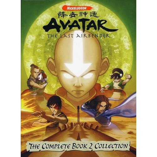 Image 0 of Avatar: The Last Airbender The Complete Book Two Collection On DVD With Dee Brad