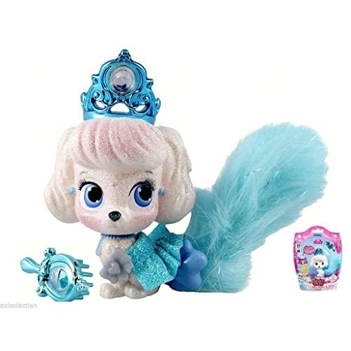 Disney Princess Palace Pets Glitzy Glitter Friends Cinderella's Puppy Pumpkin To