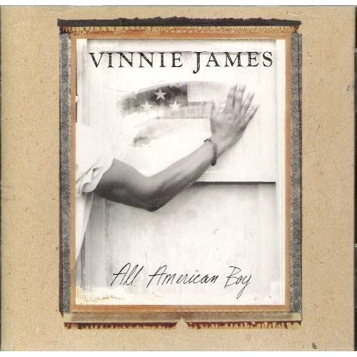Image 0 of All-American Boy By James Vinnie On Audio CD Album 1991