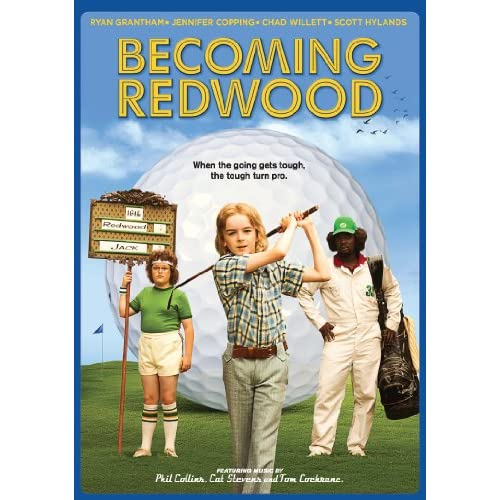 Image 0 of Becoming Redwood On DVD With Chad Willett Comedy
