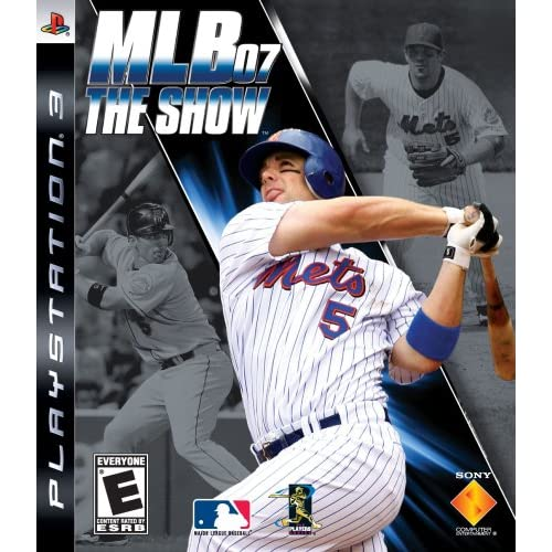 MLB 07: The Show For PlayStation 3 PS3 Baseball