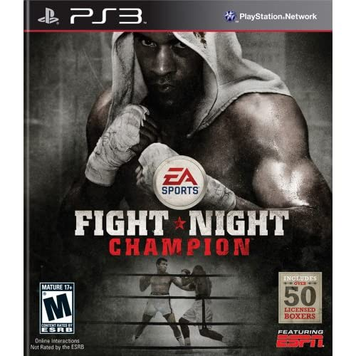 Image 0 of Fight Night Champion For PlayStation 3 PS3 Fighting