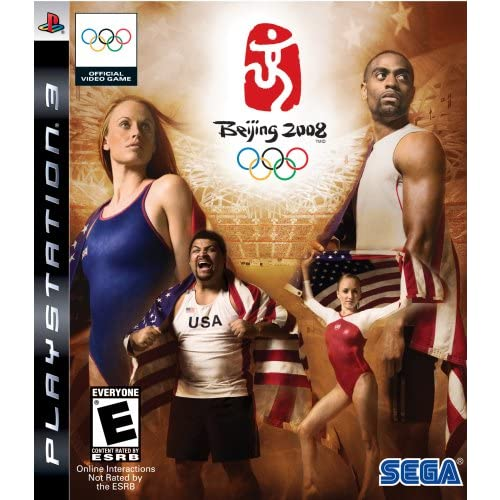 Image 0 of Beijing Olympics 2008 For PlayStation 3 PS3