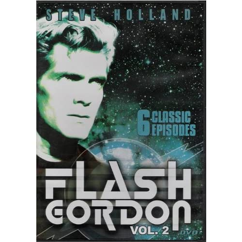 Image 1 of Flash Gordon Volume 2 Six Classic Episodes On DVD With Steve Holland 6