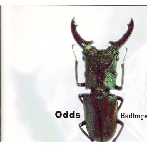 Image 0 of Bedbugs By Odds On Audio CD Album 1993