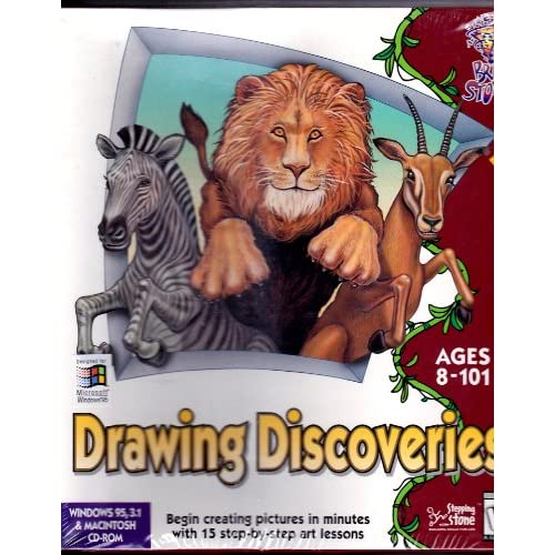Image 0 of Drawing Discoveries Software