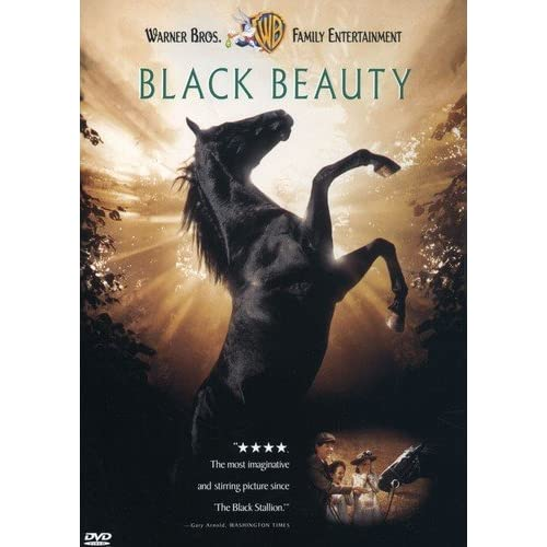 Image 0 of Black Beauty On DVD With Sean Bean Children
