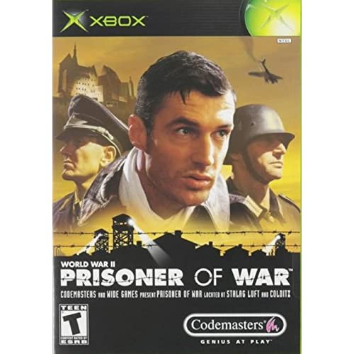 Image 0 of World War II: Prisoner Of War Xbox For Xbox Original Arcade