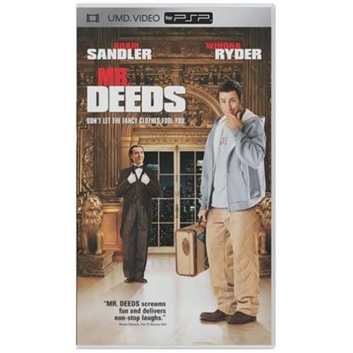 Image 0 of Mr Deeds UMD For PSP