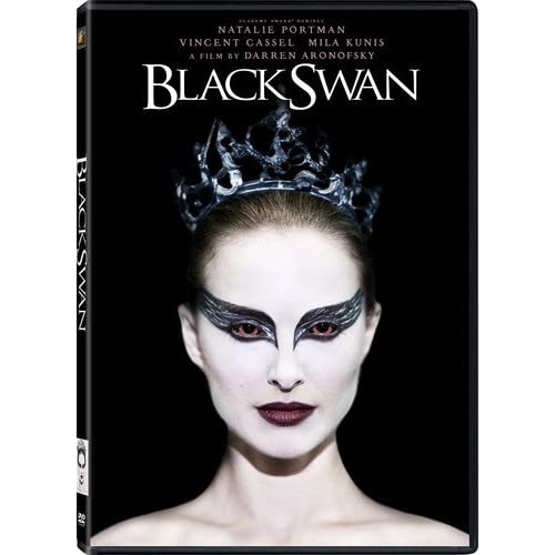 Image 0 of Black Swan On DVD With Natalie Portman Drama