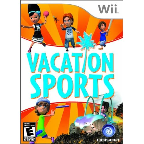 Image 0 of Vacation Sports For Wii And Wii U