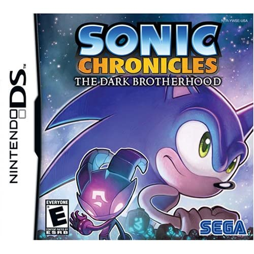 Image 0 of Sonic Chronicles: The Dark Brotherhood For Nintendo DS DSi 3DS Arcade