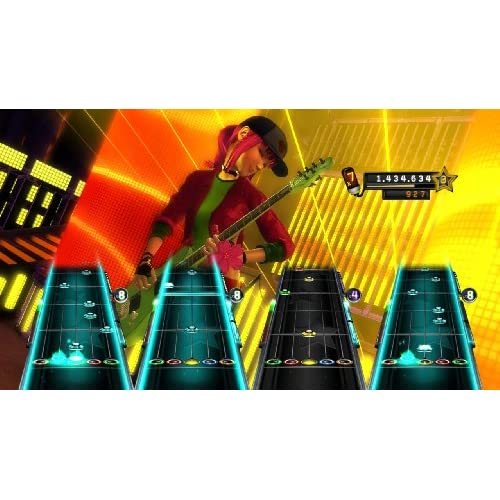 Image 3 of Band Hero Stand Alone Software For PlayStation 2 PS2 Music